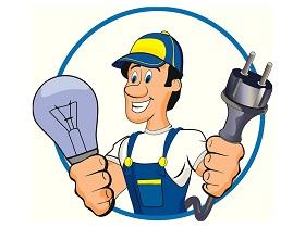 картинка: послуги електрика